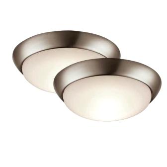 Close mounted lights